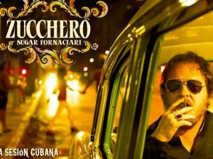 """Rivisitando il classico della tradizione cubana """"Guantanamera"""", Zucchero presenta la sua """"La sesiòn cubana"""": sei inediti e sei vecchi successi rivisitati direttamente da L'Havana."""