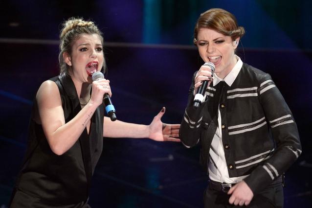Annalisa ed Emma Marrone cantano Per Elisa (VIDEO).