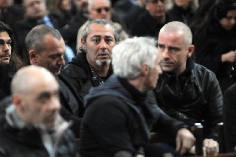 Biagio Antonacci Luca Carboni ed Eros Ramazzotti