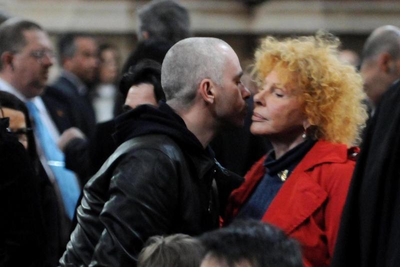 Eros Ramazzotti e Ornella Vanoni