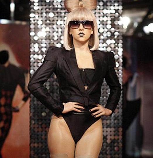 Statua di Lady Gaga al Madame Tussauds di Berlino