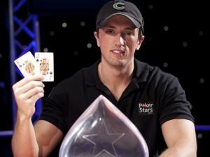 Carter Phillips WSOP