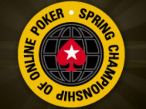 PokerStars - SCOOP - Spring Championship of Online Poker