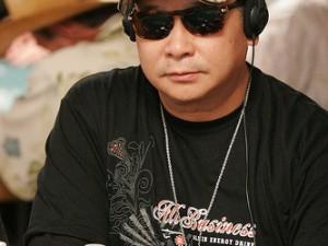 Johnny Chan WSOP