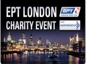 EPT London Charity Event