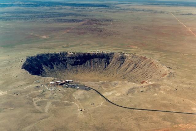 Un asteroide permise l ascesa dei dinosauri e un altro ne for Meteorite milano