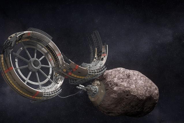 Gli asteroidi pericolosi? Usiamoli per estrarre metalli.