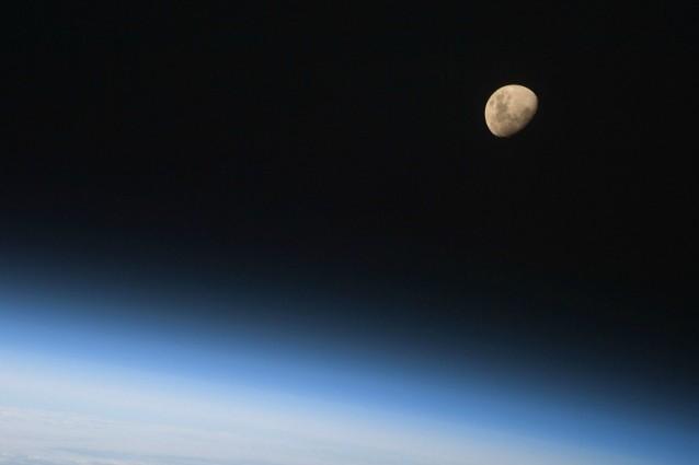 Il passato d'acqua della Luna.