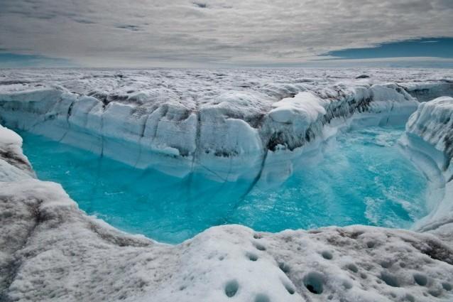 Un grado e mezzo di innalzamento di temperatura basterà per sciogliere il permafrost.