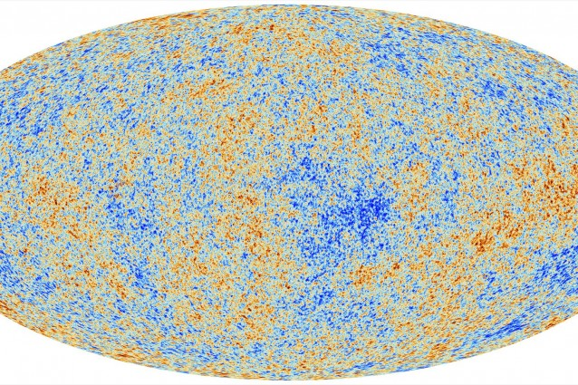 Il nuovo universo svelato da Planck.