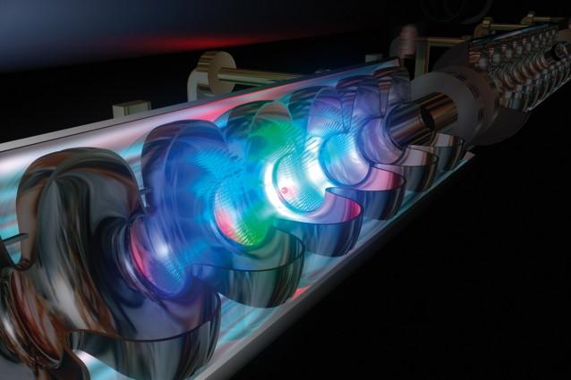Dopo LHC, ecco l'acceleratore di particelle del futuro.