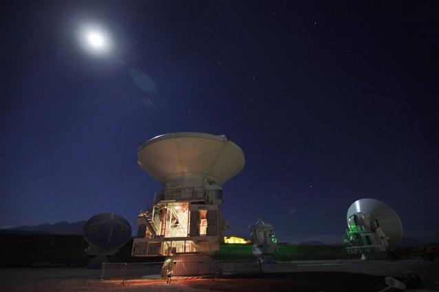 Misteriosi lampi radio dai confini dell'universo.