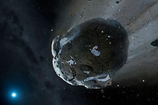 Scoperto il sistema planetario con l'acqua simile a quello solare.
