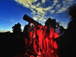 Sciame di stelle cadenti nella notte di venerdì 23 maggio 2014.