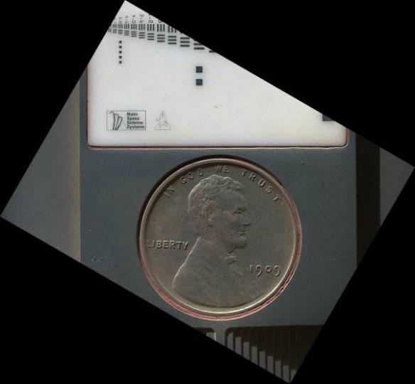 Lincoln su Marte
