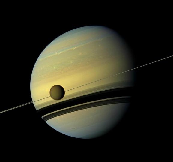 Titano, la più grande