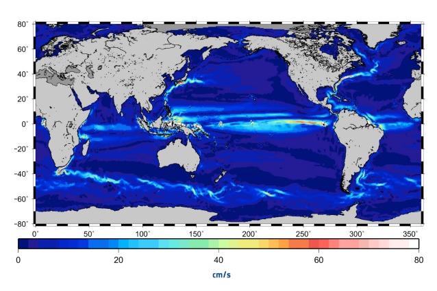 Come si muovono le correnti oceaniche?