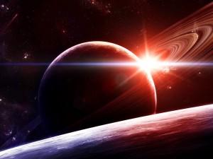 scoperto un sistema solare lontano 2000 anni luce dalla terra
