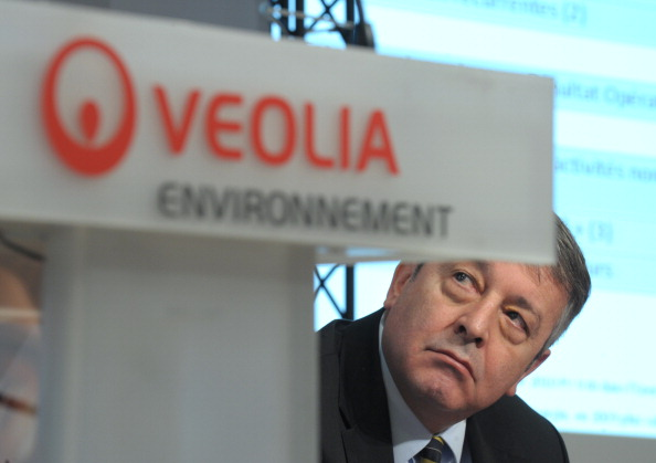 French international utility group Veoli