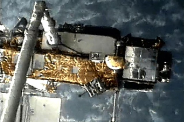 Il vecchio satellite NASA