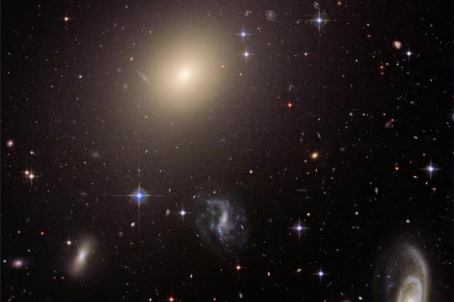 Energia uscura nell'Universo