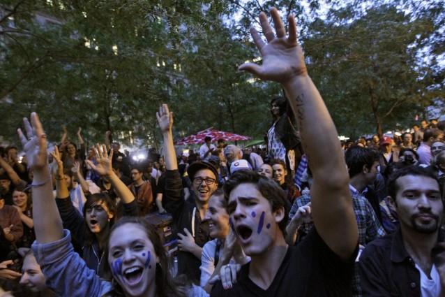 L'I-Day è arrivato: la manifestazione degli indignati a Roma [DIRETTA].
