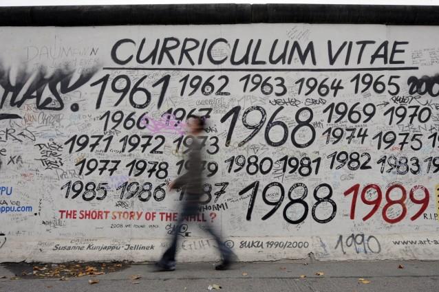 9 novembre 1989, quando un italiano fece cadere il muro di Berlino