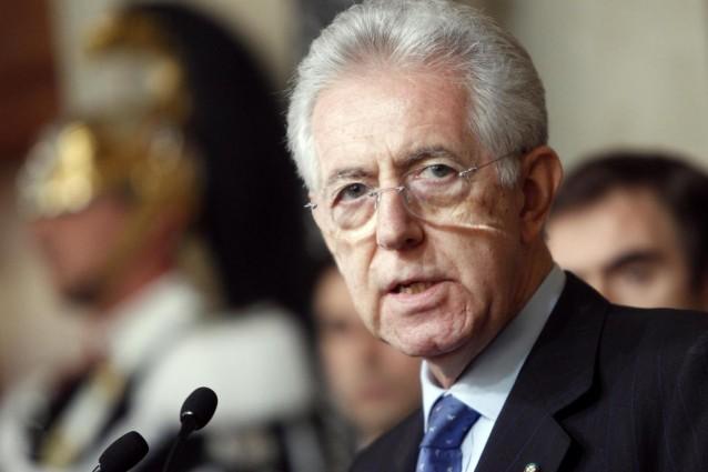 Fiducia al governo monti la diretta dal senato for Diretta da montecitorio
