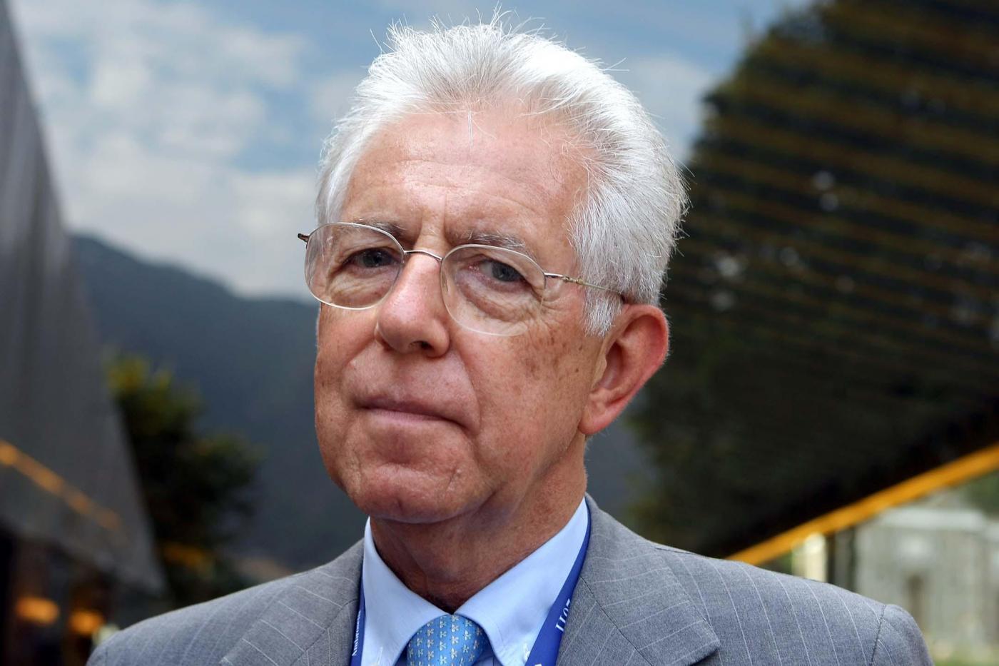 Mario Monti, senatore a vita (www.fanpage.it)