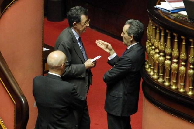 Decreto salva italia si vota la fiducia al senato diretta for Discussione al senato oggi