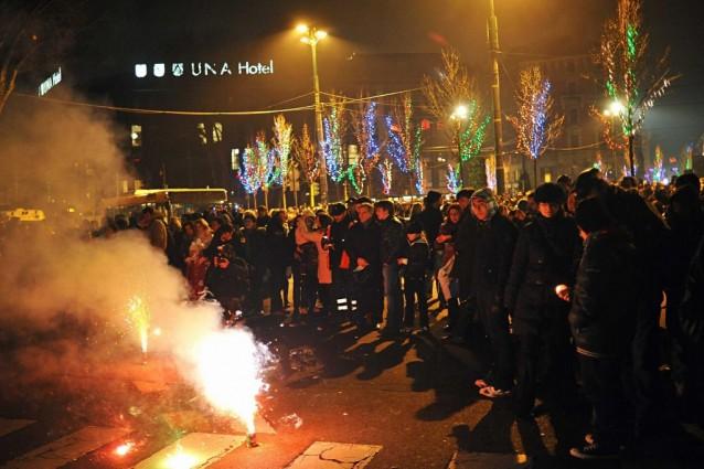 Torino vieta i botti di Capodanno: spaventano gli animali.
