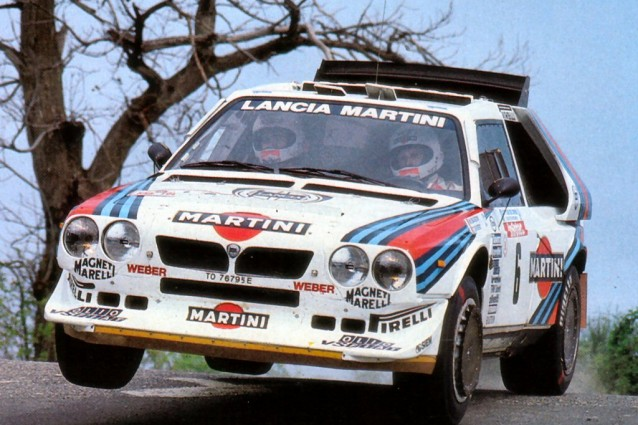 Un'auto leggendaria: la Lancia Delta S4 Gruppo B