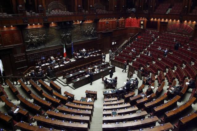 Parlamentari ed ex onorevoli contro il taglio dei vitalizi for Ieri alla camera dei deputati