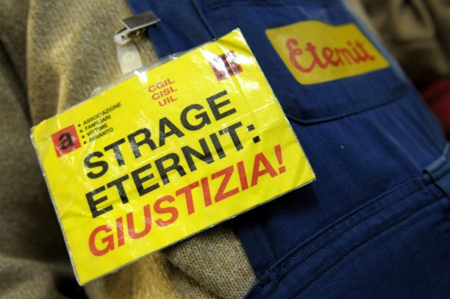 """Eternit, è il giorno della sentenza conclusiva. Guariniello: """"Un processo storico"""" (VIDEO)."""