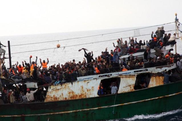 Diritti umani: Strasburgo condanna l'Italia per i respingimenti in mare verso la Libia.