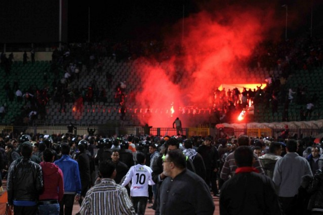 La tragica notte de Il Cairo
