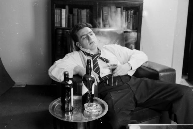 Trattamento di assenzio di alcolismo amaro