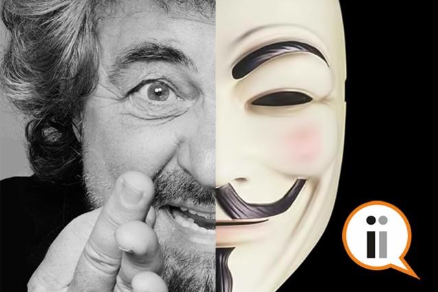 #Anonymous e Beppe #Grillo: quello che non vi hanno detto