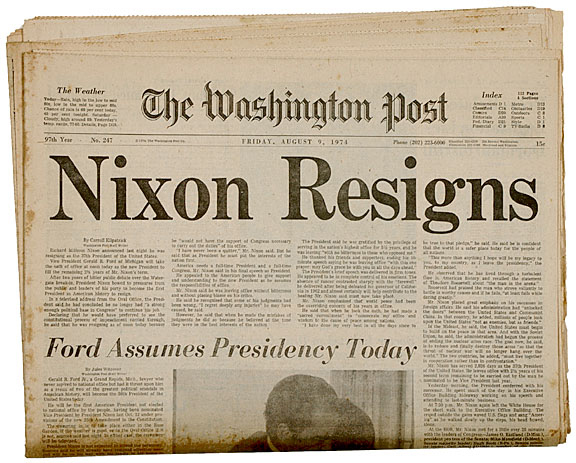 L inchiesta watergate 40 anni fa costrinse nixon alle for Scandalo di watergate