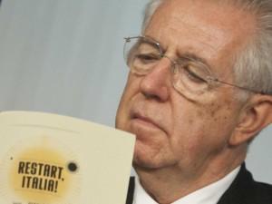 """""""No Monti day"""", il 27 ottobre va in scena la protesta a Roma."""