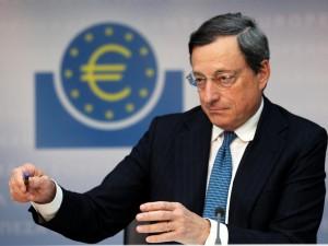 Draghi, BCE possiede 102,8 miliardi di BTp