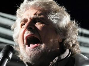 Tsunami tour, Beppe Grillo a Teramo