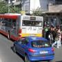 Roma: Aggredisce autista bus con piede di porco, arrestato