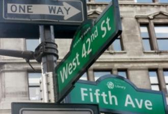 New York directions