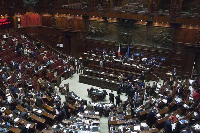 La legge di stabilit alla camera dei deputati diretta for Diretta camera deputati
