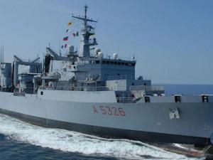 Siria navi italiane salpate verso il libano tuteleranno for Andrea doria nave da guerra