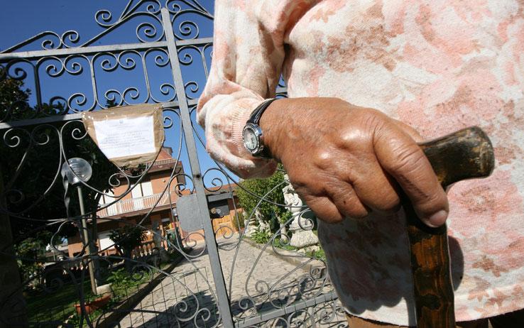 Catania, scoperta casa di riposo lager: arrestata titolare$