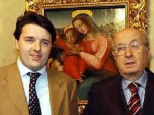 """Grillo: """"Renzi è il terzo chierichetto di De Mita"""""""