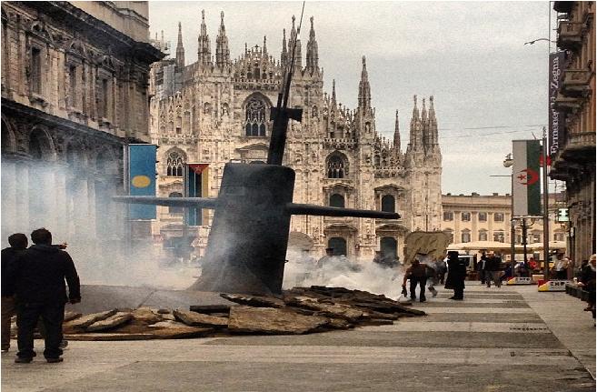 Milano e il suo sottomarino il marketing come va fatto for Sottomarino italia