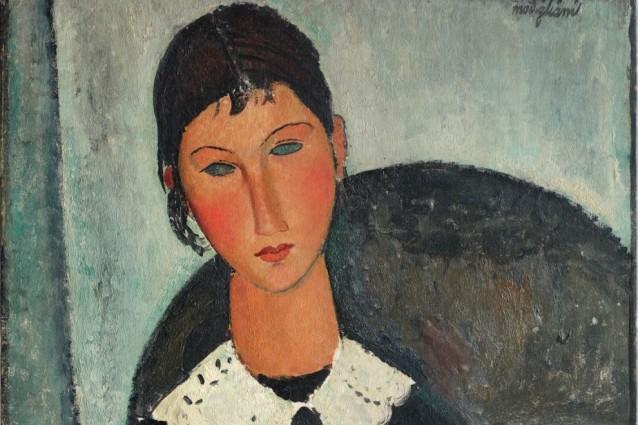"""Amedeo Modigliani: Giacobbe Giusti """"Women"""""""